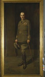 Lieut-Col L W Brabazon Rees, VC, OBE, MC, AFC, Royal Artillery, RFC and RAF