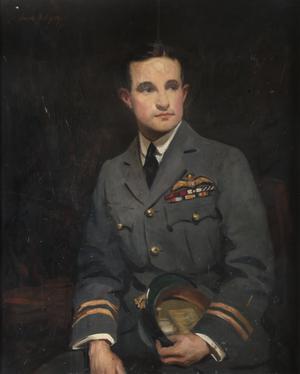 Flight Lieut A W Beauchamp-Proctor, VC, DSO, MC, DFC, RAF
