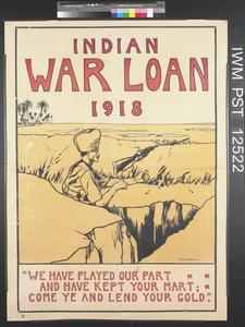 Indian War Loan 1918