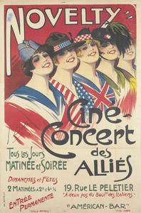 Ciné-Concert des Alliés [Allies' Cinema Concert]