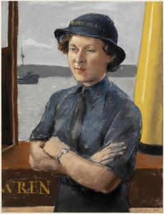 Patricia Turner, WRNS