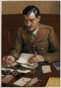 Lieutenant-General A E Nye, CB, MC : Vice-Chief of the Imperial General Staff