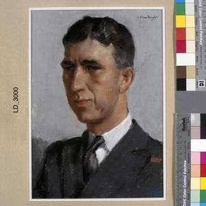 Lieutenant-Commander A W R McNicoll, GM, RN