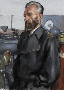 Captain T A C Pakenham, RN