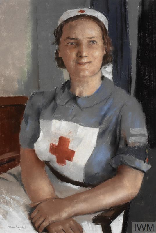 Miss Helen Milne : senior VAD