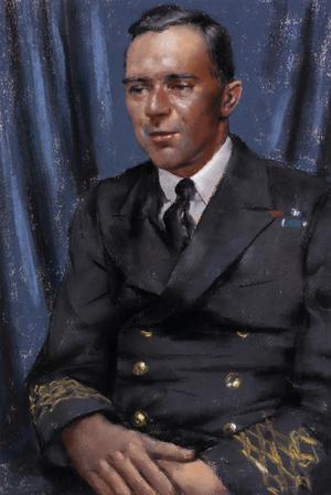 "Commander R V E Case DSO, DSC, RD, RNR : ""HMS Rother"""