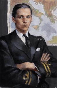 Lieutenant G G Marten, DSC, RN