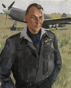 Group Captain A F Anderson DSO DFC