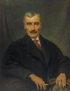 Surgeon-Major Arthur Martin-Leake, VC, RAMC