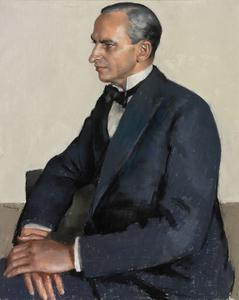 The Rt Hon Sir Archibald Sinclair KT CMG: Secretary of State for Air 1940-45