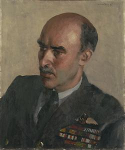 Air Marshal Sir James Robb, KBE, CB, DSO, DFC, AFC : AOC-in-C Fighter Command, Royal Air Force, 1945
