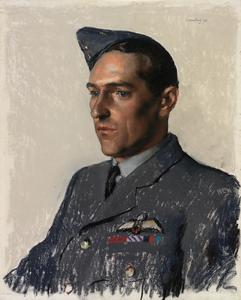 Squadron Leader L H Trent VC DFC