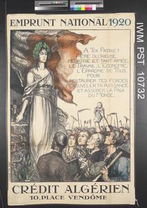 Emprunt National 1920 [National Loan 1920]