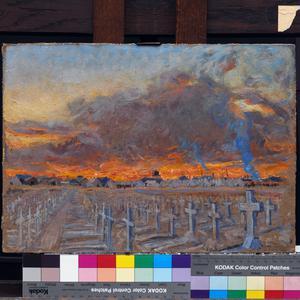 Graves at Kantarah: The Last Day of 1918