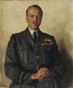 Air Vice-Marshal J E A Baldwin, CB, DSO