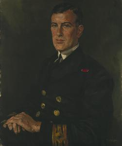 Chief Officer B M Copland, OBE