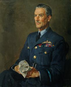 Air Vice-Marshal N H Bottomley, CB, CIE, DSO, AFC