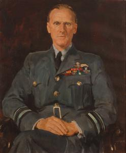 Air Vice-Marshal R Graham, CB, CBE, DSO, DSC, DFC