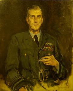 Air Chief Marshal Sir Edgar Ludlow-Hewitt, GCE, KCB, CMG, DSO, MC