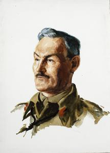 Major-General D A H Graham, CBE, DSO, MC : 51st Highland Division