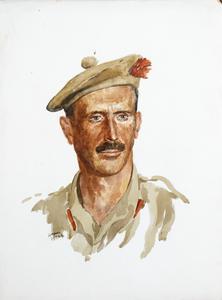 Brigadier T G Rennie, DSO, MBE : 154 Brigade, 51st Highland Division