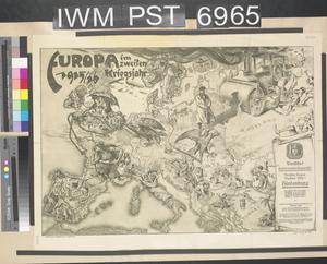 Europa im Zweiten Kriegsjahr 1915/16