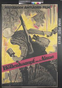 Höllenkampf an der Aisne [Desperate Battle on the Aisne]