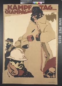 Ein Kampftag in der Champagne [A Day's Fighting in Champagne]