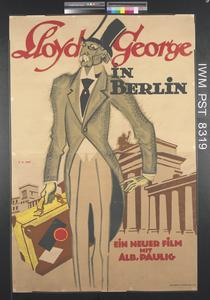 Lloyd George in Berlin