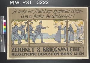 Zeichnet Achte Kriegsanleihe! [Subscribe to the Eighth War Loan!]
