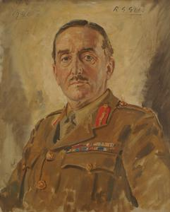 Lieutenant-General Sir Alan Brooke KCB, DSO
