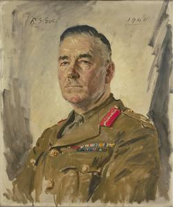 Major-General F N Mason Macfarlane CB, DSO, MC