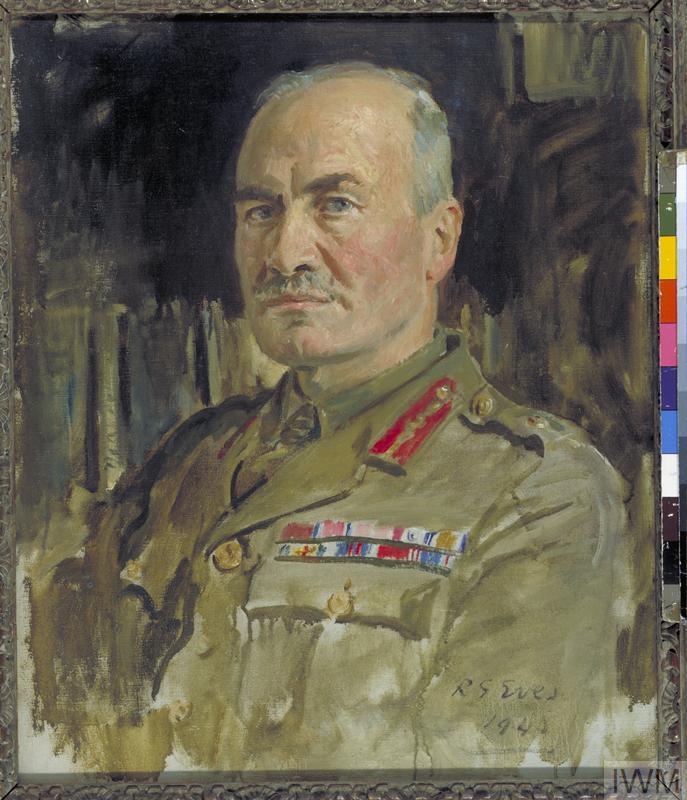 Lieutenant-General Sir Ronald Adam, Bart, CB, DSO, OBE