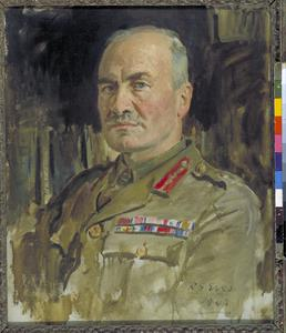 Lieutenant-General Sir Ronald Adam, Bart, CB, DSO, OBE