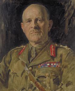 General The Viscount Gort VC, GCB, CBE, DSO, MVO, MC