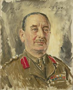 Colonel H Medlicott DSO