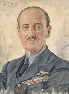 Air Vice-Marshal C H Blount OBE, MC