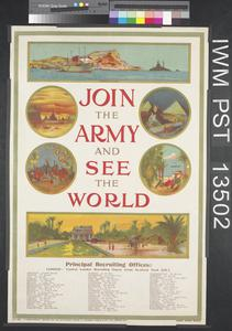 Join the Army and See the World