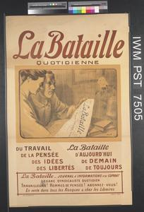 La Bataille - Quotidienne [The Battle - Daily Newspaper]