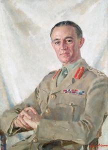 Lieutenant General R G W H Stone CB, DSO, MC, FRGS