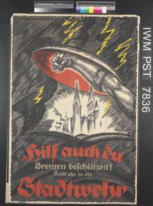 Hilf auch du Bremen Beschützen! [You too Help Protect Bremen!]