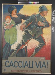 Cacciali Via! [Send Them Back!]