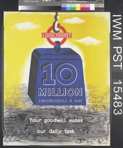 Ten Million Passengers a Day