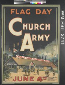 Church Army - Flag Day