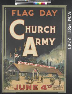 Church Army - Flag Day