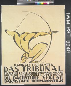 Radikale Flugblätter - Das Tribunal [Radical Broadsheets - Das Tribunal]