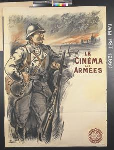 Le Cinéma aux Armées [Cinema for the Armed Forces]