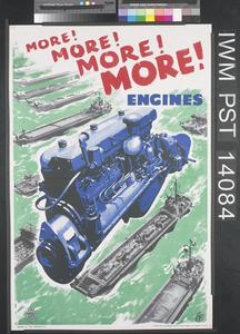More! More! More! More! Engines