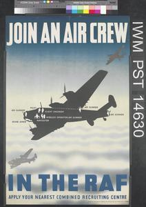 Join an Air Crew- in the RAF