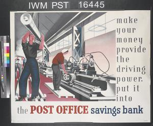 Make Your Money Provide the Driving Power